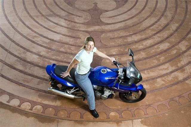 meditation & motorcycles