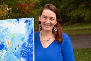 Meditation, Reflexology, Art with Dorit Brauer